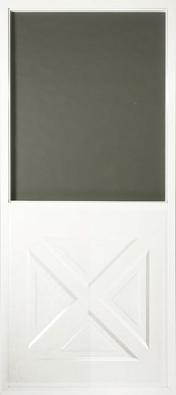 Provincial 36in door & Standard Screen Doors